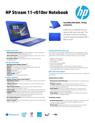 HP Stream Notebook - 11-r010nr (ENERGY STAR)