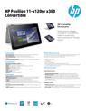 HP Pavilion x360 - 11-k120nr (ENERGY STAR)