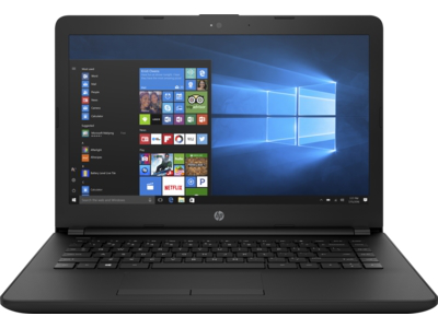 HP Notebook - 14-bw065nr