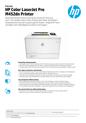Datasheet for Gemini (HP Color LaserJet Pro M452dn) - AP English (English)