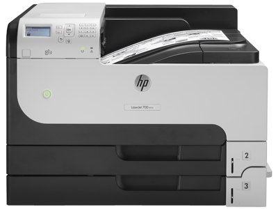 HP LaserJet Enterprise 700 印表機 M712dn