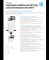 Imprimante multifonction HP Color LaserJet Enterprise série M577