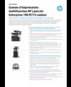 Gamme d'imprimantes multifonction HP LaserJet Enterprise 700 M775 couleur