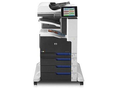 Imprimante multifonctions couleur HP LaserJet Enterprise700 M775z