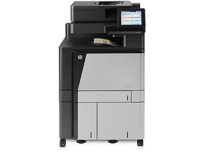 Imprimante multifonction HP Color LaserJet, flux Enterprise M880z+