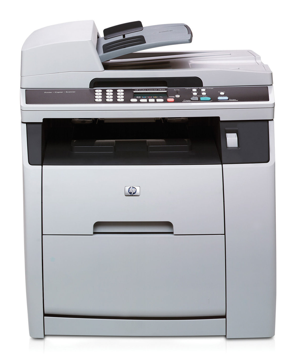 slide 1 of 3,show larger image, hp color laserjet 2820 all-in