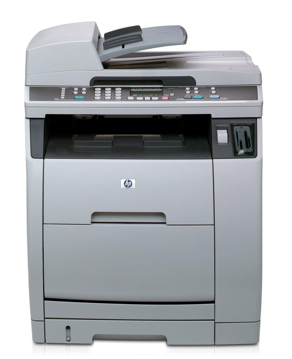 slide 1 of 3,show larger image, hp color laserjet 2840 all-in