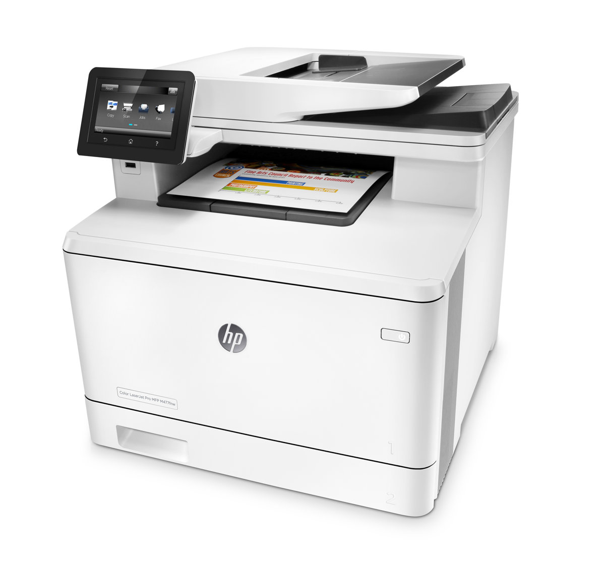 Coloring online no printing - Hp Laserjet Pro M477fnw Wireless Color
