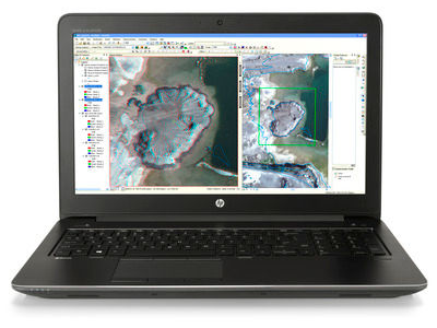 Station de travail mobile HP ZBook 15 G3