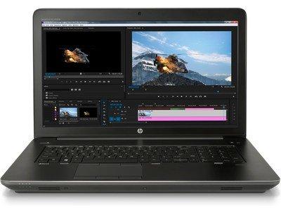 Station de travail mobile HP ZBook 17 G4