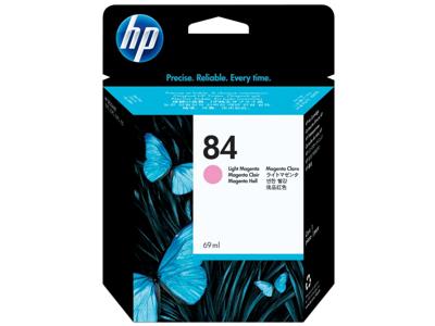 HP 84 69-ml Light Magenta DesignJet Ink Cartridge