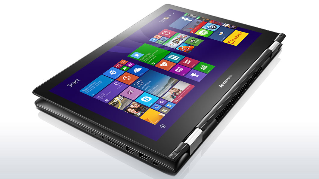 slide 1 of 20,show larger image, lenovo yoga 500 (15