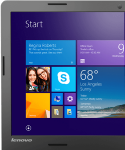 Windows8.1 mit Bing (optional)