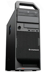 Lenovo ThinkStation S20: Exceptionally quick and quiet