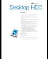 Desktop HDD Data Sheet