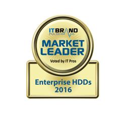IT-Experten bewerten Enterprise HDDs von Seagate zum vierten Mal in Folge als bestes Produkt ihrer Klasse