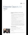 Datenblatt zur Enterprise Capacity 2.5 HDD