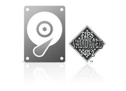 Enterprise 2,5-Zoll-Festplatte mit FIPS-Zertifizierung