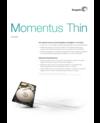 Datenblatt zur Momentus Thin