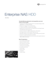 Datenblatt zur Enterprise NAS HDD