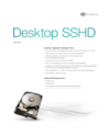 Desktop SSHD Datenblatt