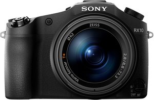 Appareil photo RX10 avec objectif 24-200mm F2.8