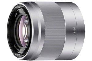 Objectif E 50mm F1.8 OSS