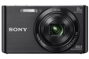 Appareil photo compact W830 avec zoom optique 8x