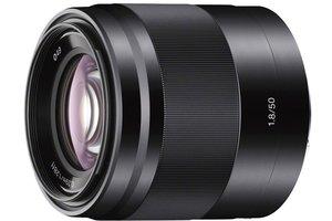 E 50 mm F1.8 OSS