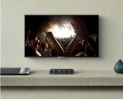 Bring your TV to life.