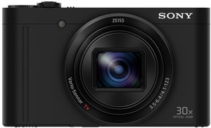 Appareil photo compact WX500 avec zoom optique 30×