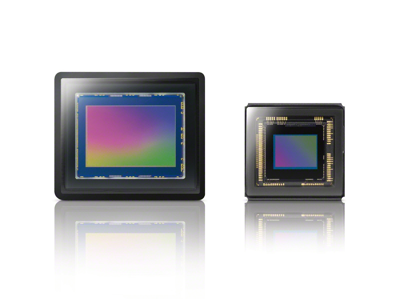 New 20.2 MP 1-inch Exmor<sup>®</sup> R Sensor