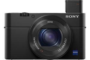 Cyber-shot Digital Camera RX100 IV