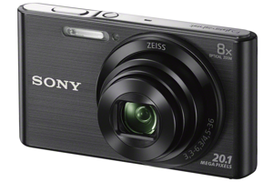 Compact zoom digital camera
