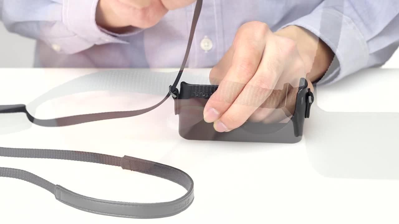 LCJ-WD with DSC-W300 How To Video
