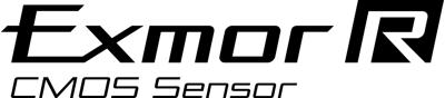 Exmor<sup>®</sup> R CMOS sensor with enhanced sensitivity for beautiful images