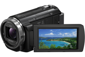 Full HD 60p/24p Camcorder w/ Balanced Optical SteadyShot<sup>™</sup>