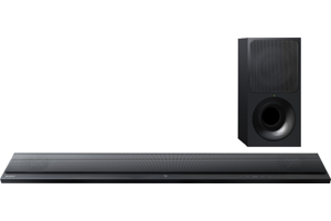 Ultra-slim Sound Bar with Bluetooth