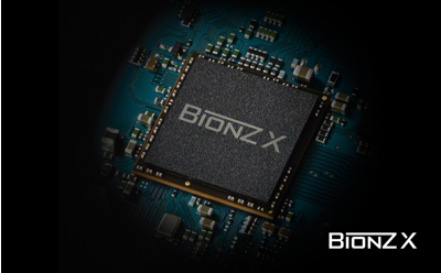 Advanced BIONZ<sup>®</sup> X image processing