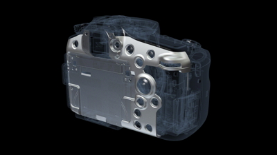 Professional Rugged, Weather-Resistant Magnesium Alloy Body