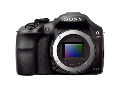 20.1 MP APS-C size HD image sensor