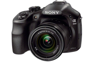 a3000 Interchangeable Lens Digital Camera