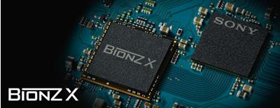 New BIONZ X image processing engine