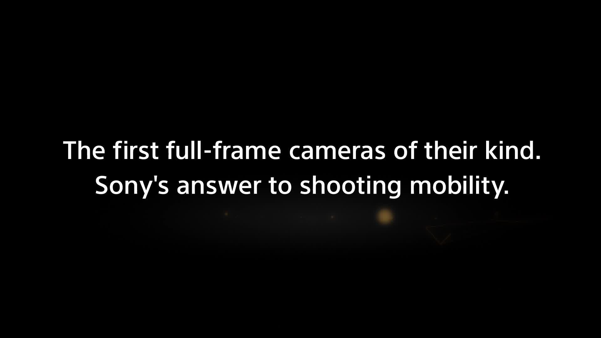 a7 Full Frame Mirrorless Camera