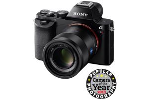 a7R Full Frame Mirrorless Camera