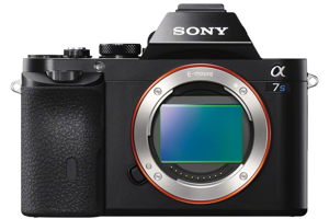 a7S Full Frame Mirrorless Camera