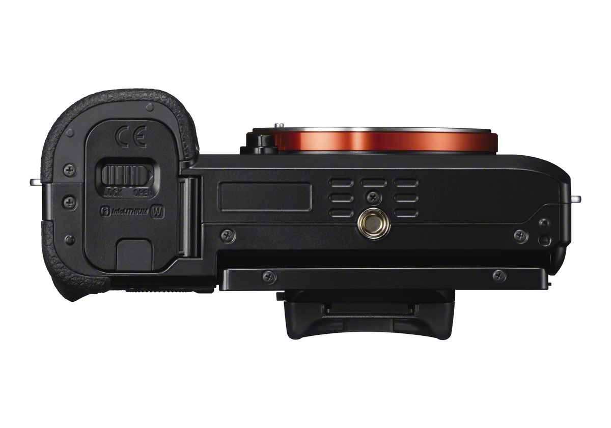 Sony Alpha a7S Full-Frame Mirrorless Camera