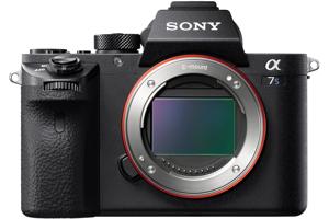 α7S II Full-frame Mirrorless Interchangeable-Lens Camera