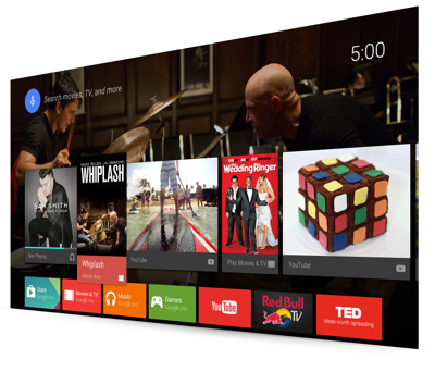 Your personalized TV