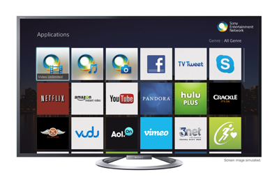 Go beyond cable with Internet TV